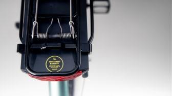 Crescents nya smartcyklar med digitalt stöldskydd.
