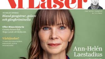 Vi Läser nr 1: Senvinterns bästa läsning – Ann-Helén Laestadius, Maja Lunde och John Ajvide Lindqvist