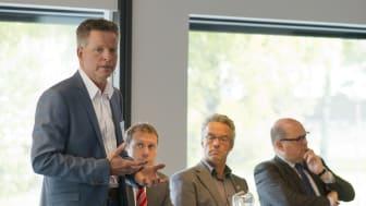 Schneider Electric åpnet miljøbygg på Ryen: - Dere er et forbilde