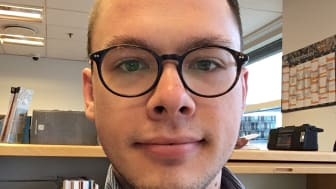 Nicolaj Schmidt starter som salgskonsulent på Sjælland for Leca Danmark