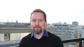 Magnus Lunderquist (KD) nytillträdd ordförande i Region Skånes kulturnämnd. Foto: Kulturförvaltningen