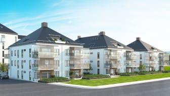 Kortfattat innebär diversifierad hyressättning att byggherren får bygga både bostadsrätter och hyresrätter inom en och samma markanvisning med tillägget att en del av hyresrätterna ska ha en låg hyra.
