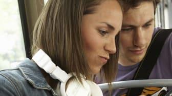 Mobilpuls: Norge i toppen på å strømme musikk