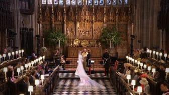 Uppdrag: Kungligt bröllop på National Geographic den 27 maj kl 20.00