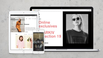 Panagora launches new responsive e-commerce focusing on inspirational content for Elvine