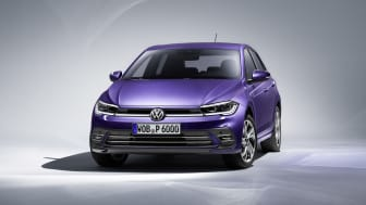 Den opdaterede Polo har fået nyt frontdesign, der giver den populære minibil mere dynamik og karakter