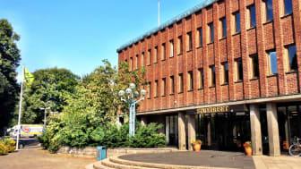 Den 3 september öppnar medborgarkontoret upp i Stadshuset i Hässleholm. Foto: Magnus Lindstrand