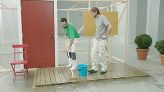 Roligare och lättare målning med nya Hurgörman-filmer!