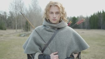 Christian Arnold som Robin Hood