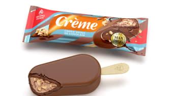 Creme Cookie Dough og Sjokolade