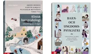Uppdaterade standardverk inom barn- och ungdomspsykologi