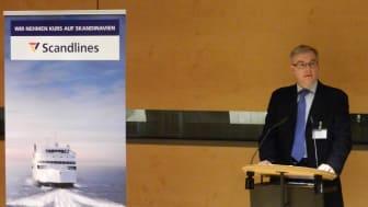 Scandlines' Neujahrsempfang: Mit nachhaltigem Fährkonzept in die Zukunft