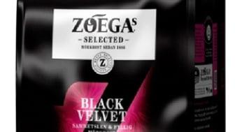 Zoégas Black Velvet lanseras som hela bönor