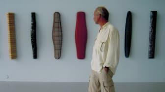 Bård Breivik fotograferad av Sune Nordgren på Vida Museum 2006.
