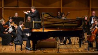 Svensk seger i internationell pianotävling i USA