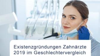 Erstmals mehr Zahnärztinnen unter den Existenzgründern