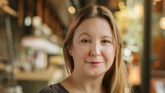 Bridgett Stehag, verksamhetschef på Agera Kvinnojour