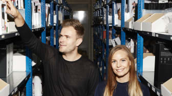 Tonny Andersen and Mathilde Mackowski, Co-Founders of Sinful
