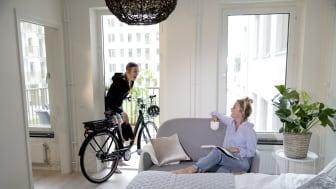 HSB Göteborg har undersökt hur västsvenskarna ser på sitt framtida boende.