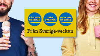 Nu blir det ännu enklare att hitta Från Sverige-märkta varor i butiken. Svenskmärkning gör en storsatsning på butikskommunikation med Från Sverige-märkningen i höst.