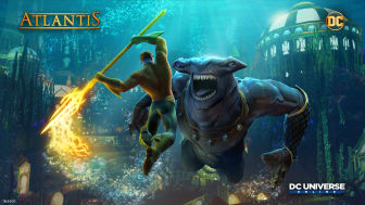 Daybreak Games Makes a Splash with Atlantis in DC Universe Online's Newest Episode -- Available Now!