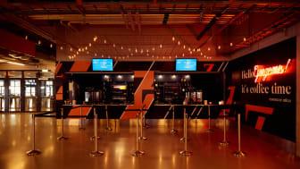 Ny coffe shop i Friens Arena