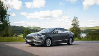 Ford Mondeo Hybrid Vignale 2017