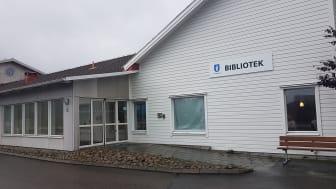 På måndag 12 oktober öppnar biblioteket i Frillesås igen.