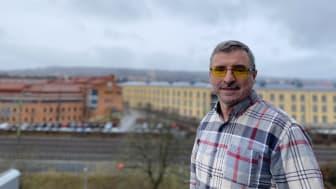 Yacine Atif, professor i informationsteknologi, Högskolan i Skövde