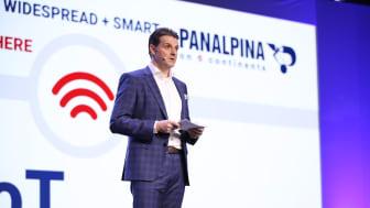 Stefan Karlen speaking at Bosch Connected World