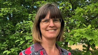 Anna Lundhagen, ny vicerektor vid SLU. Foto: Anna Lundmark
