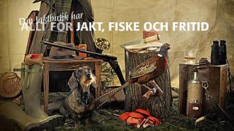 Jaktia nominerad till Årets Franchisekedja 2015