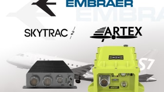 SKYTRAC and ACR Electronics have signed an agreement with Embraer to provide novel Autonomous Distress Tracking (ADT) and Emergency Locator Transmitter with Distress Tracking (ELT-DT) technology