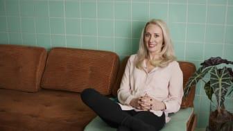 Katarina Hamnholm, trendanalytiker på Telenor