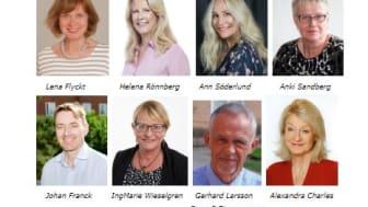Stockholm: Mental Health seminarium- ATT FALLA MELLAN STOLARNA