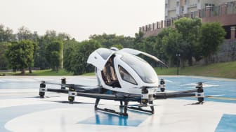 Aerial vehicles promise to make the auto-pilot, short-distance flying of people and goods a reality for cities. (Photo: FACC)