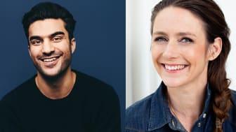 Farzad Farzaneh, Johanna Westman och Beppe Singer kommer alla till Litteralund i vår.