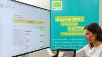Quelle: DATEV eG - Präsentation DATEV Kassenarchiv online auf der Jahrespressekonferenz 2018.