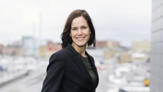 Cecilia Fasth VD och koncernchef Stena Fastigheter