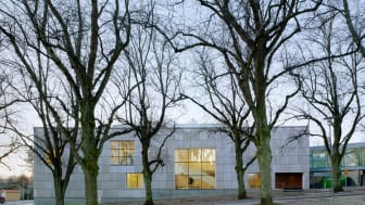 """Förra året fick krematoriet i Kviberg priset """"Årets bästa byggnad"""", arkitekt: Erseus arkitekter. Foto: Bert Leandersson"""
