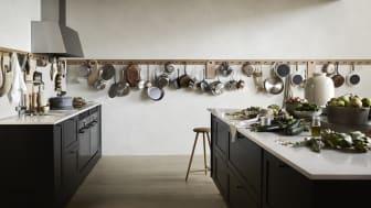 Marbodals kök Ramsvik i shakerstil