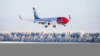 Aterrizaje en la nieve - Jørgen Syversen