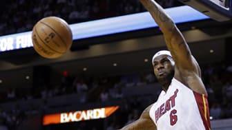 Viasat og Viaplay har sikret seg sluttspillet i NBA