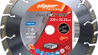 Duo Extreme+ Diamantklinga - Produkt 230 mm