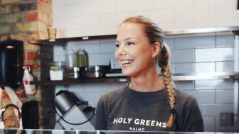 Det är fullt fokus på medarbetarna när Holy Greens fortsätter att växa