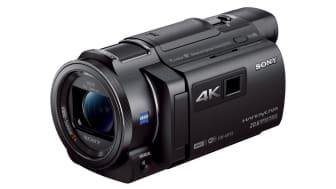 Immortalisez chaque détail de votre vie en 4K avec le nouveau caméscope compact Handycam® de Sony