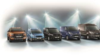 Fords nyttekjøretøykunder får utvidet garanti