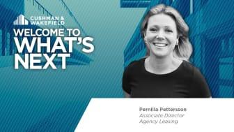 Pernilla Pettersson har rekryterats till affärsområdet Agency Leasing.