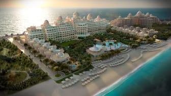 Exklusives Raffles The Palm Dubai mit direkter Lage am Meer  © Nicolas Dumont