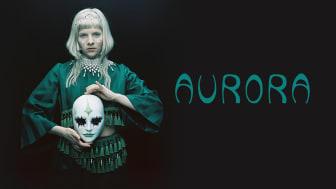 Biljettsläpp den 16 juli kl 10.00 på luger.se/aurora